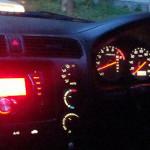 Как снять авто магнитолу в автомобиле HONDA CIVIC FERIO 2005 г. в.