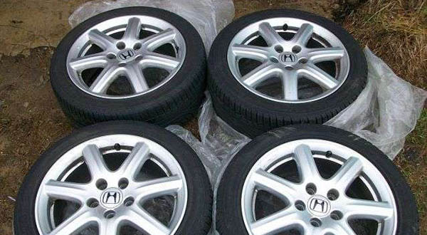 Выбор литых дисков на Honda Civic | рекомендации «Honda» | Проверка давления и состояния шин