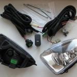 Фото отчет — установка противотуманных фар — Honda Civic Ferio ES1