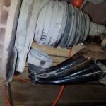 Фотоотчет— замена шаровой опоры / Honda Civic Ferio ES1