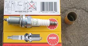 Замена свечей зажигания— хонда цивик | honda civic ferio | 2001—2005 г.в.| плановое «ТО»