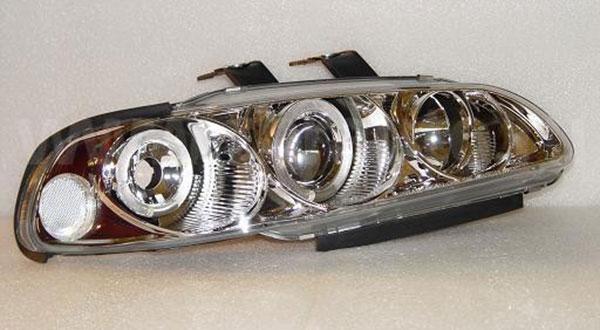 Ангельские глазки на Honda civic ferio / Видео инструкция по установке