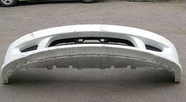 Как снять передний бампер / honda civic ferio 2001— 2005  / пошаговая инструкция