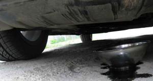 Подтекает масло из двигателя №2 | как решить проблему?