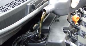 Выбор и замена моторного масла своими руками | honda civic ferio