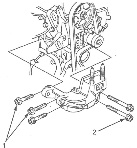 4-23-передняя-опора-двигателя