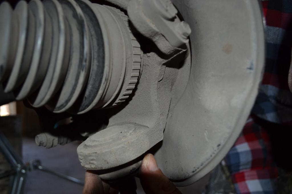 honda civic передний рычаг шаровая-26